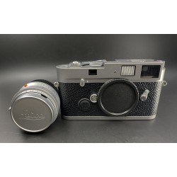 Leica MP Anthracite set and Leica Summicron-M 35mm f/1.2 ASPH