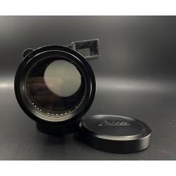 Leica Elmarit-M 135mm f2.8 goggles