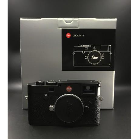 Leica M10 Digital Camera Black