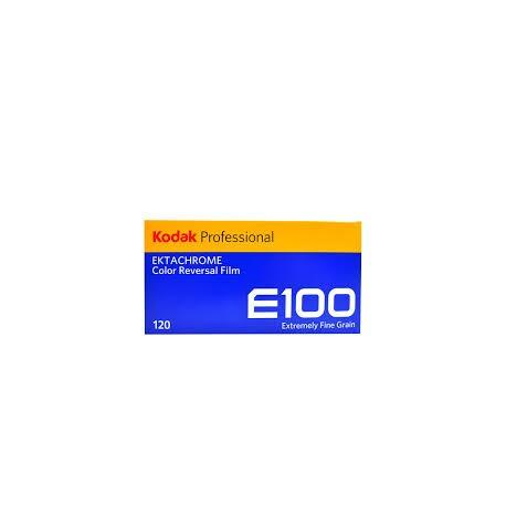 Kodak Professional E100 120 Ektachrome Color Reversal Film