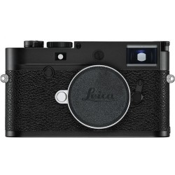 Leica M10-P Digital Rangefinder Camera (Black Chrome) Brand New