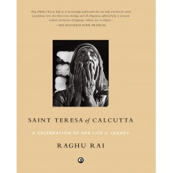 Raghu Rai: Saint Teresa of Calcutta: A Celebration of Her Life & Legacy (signed) 簽名版
