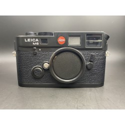 Leica M6 TTL Film Camera Black (Used)