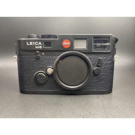 Leica M6 TTL Film Camera Black (Used)