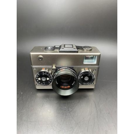 Rollei Prototype From Factory Film Camera Platinum Version
