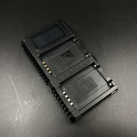 NITECORE FX2 PRO Dual-Slot USB Camera Battery QC Charger For Fujifilm (GFX 50S/GFX 50R) (Used)