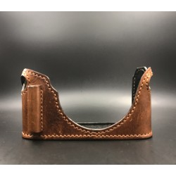 Meteor Leather Case (Brown)