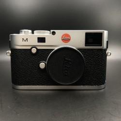 Leica M 240 digital rangefinder Camera Silver (10771) M240 M-240 USED