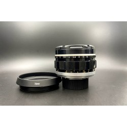 Canon 50mm f/0.95 (modified to Leica M mount with rangefinder coupling)