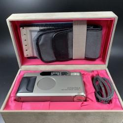 Contax T2 Eine Klassische Camera