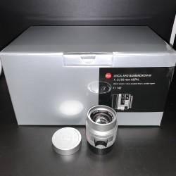 Leica APO- Summicron-M 50mm f/2.0 ASPH Silver (11142) 50AA 50APO