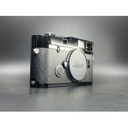 Leica MP 0.72 Black Paint Film Camera (Brand New)