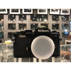 Nikon FM2 black paint