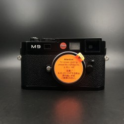 Leica M9 Digital Camera Black