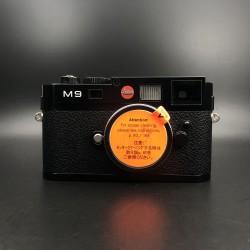 Leica M9 Digital Camera Black (Used)