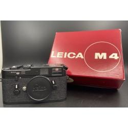 Leica M4 Blackchrome