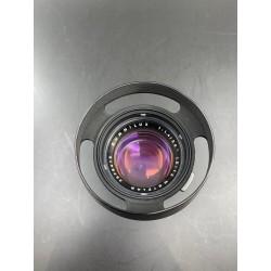 Leica WETZLAR SUMMILUX-M 50mm f/1.4 v.2 + Original Hood