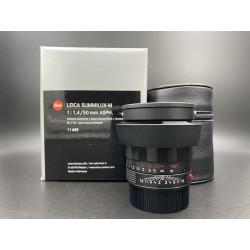 Leica Summilux-M 50mm F/1.4 Asph Blk Chrome