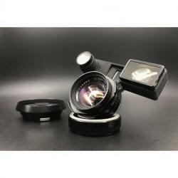 Leica Summilux-M 35mm F/1.4 Goggle (black paint infinite lock)