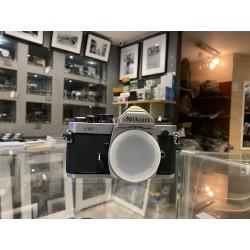 Nikon FM2 Film Camera(silver)