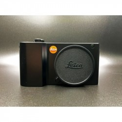 Leica TL2 Digital Camera Black Anodized Finish (18187) with Leica Summicron-T 1:3/23 ASPH