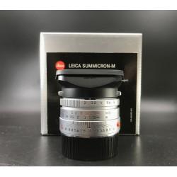 Leica Summicron-M 35mm F/2 Asph Silver (11882) (6 bit)