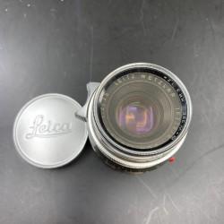 Leitz Wetzlar Summicron f1:2 35mm