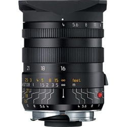 Leica Tri-Elmar-M 16-18-21mm f/4 Asph (6-Bit) with Universal Wide-angle Viewfinder 11642