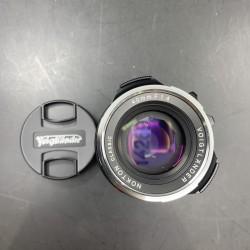 Voigtlander Nokton 40mm 1.4