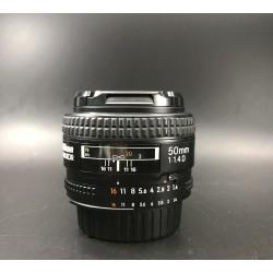 Nikon AF Nikkor 50mm F/4 D