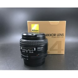 Nikon AF Nikkor 24mm F/2.8 D
