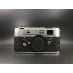 Leica M5 Film Camera Silver