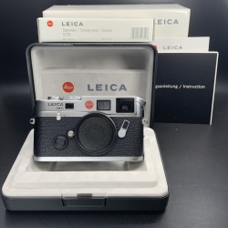 Leica M6 TTL Film Camera Silver (Used)