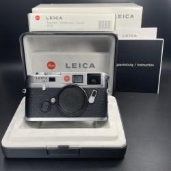 Leica M6 TTL Film Camera Silver (Used)