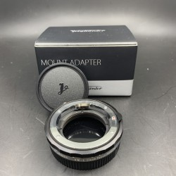 Voigtlander VM-E Close Focus Adapter