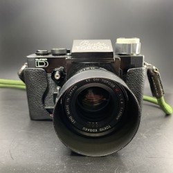 Beseter Super D Film Camera With 50mm F/1.4 Lens