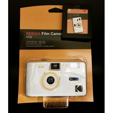 Kodak 35mm Camera M38 with pin
