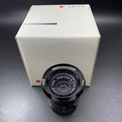 Leica Summicon 35mm F/2 ASPH Black Paint