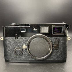 Leica M6 LHSA TTL Film Camera Black Paint