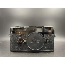 Leica M3 Rangefinder Film Camera Black Paint