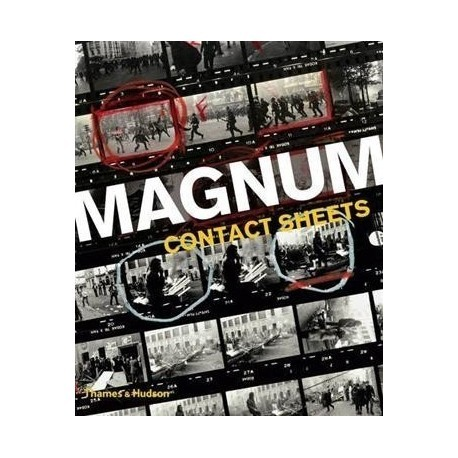Magnum Contact Sheets (2017) Paperback