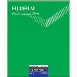 "FUJIFILM Fujichrome Provia 100F Professional RDP-III Color Transparency Film (8 x 10"", 20 Sheets)"