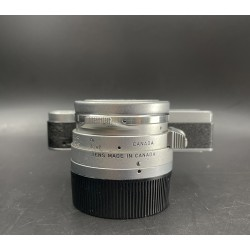 Leica Summilux 35mm F/1.4 Steel Rim Googles