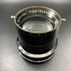 Voigltander Braunschewig Universal Heliar 30cm f/4.5 for 8x10 large format lens