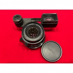 Leica Summicron 35mm F/2 V1 Goggles Black Paint