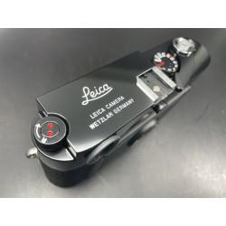 Leica MP A La Carte 0.72 film camera Black Paint CLASSIC TOP ( Brand New) M7 Leather