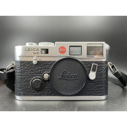 Leica M6 TTL Film Camera 0.85 Silver (Used)