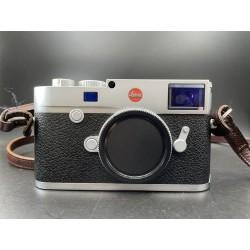 Leica M10 Digital Camera Silver (Used)