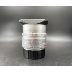Leica Summilux-M 35mm F/1.4 FLE ASPH Silver