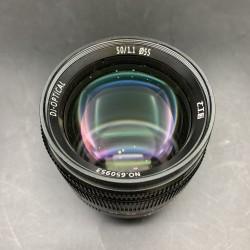 7 artisans DJ-Optical 50mm f1.1
